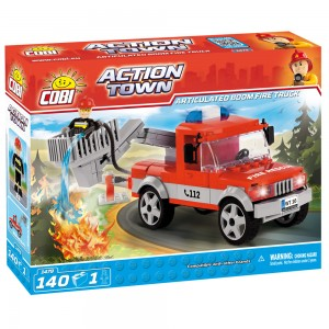 Articulated Boom Truck