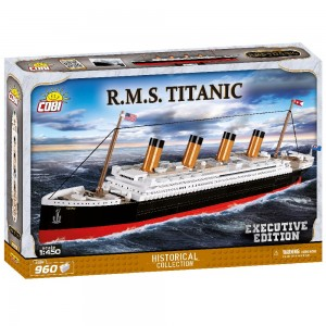 R.M.S Titanic Executive Edition