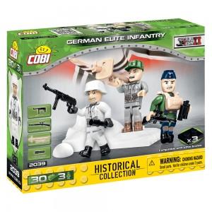Soldati infanterie germana