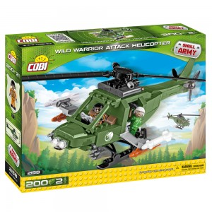 Wild Warrior Attak Helicopter