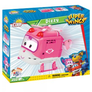 Super Wings Dizzy (170PCS)