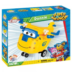 Super Wings Donnie (182PCS)