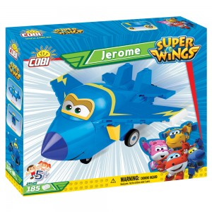 Super Wings Jerome (185PCS)
