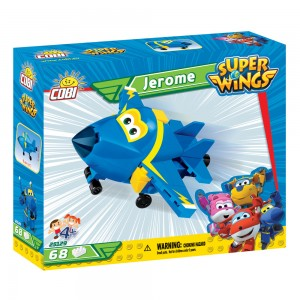 Super Wings Jerome (68PCS)