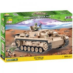 Tanc Sturmgeschutz III AUSF