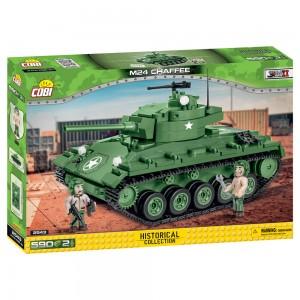 Tanc M24 Chaffee 2021 Edition