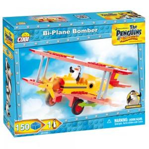 Bi-Plane Bomber