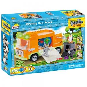 Mystery Zoo Truck