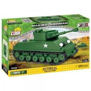 Tanc M4A3E8 Sherman M