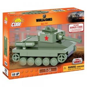 T34 Nano Tank