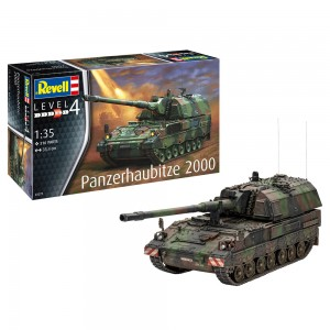 Tanc Panzerhaubitze 2000