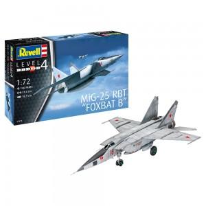 MiG-25 RBT Foxbat B