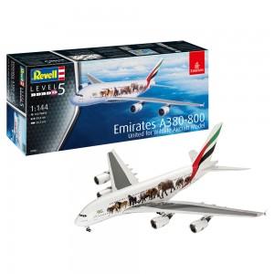 Airbus A380-800 Emirates Wild Life