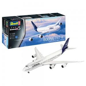 Boeing 747-8 Lufthansa New Livery